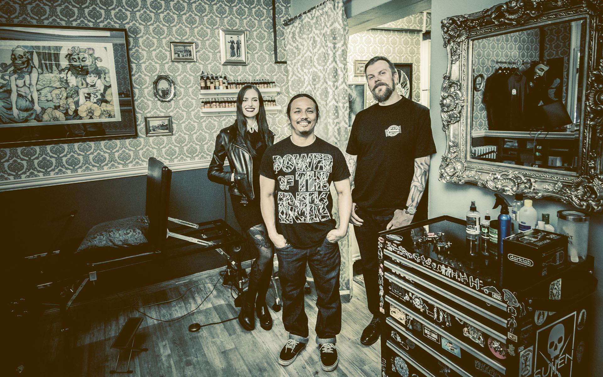 Krunikan Leima | Tatuointi & Taide | Helsinki + Walk In Tatuoinnit